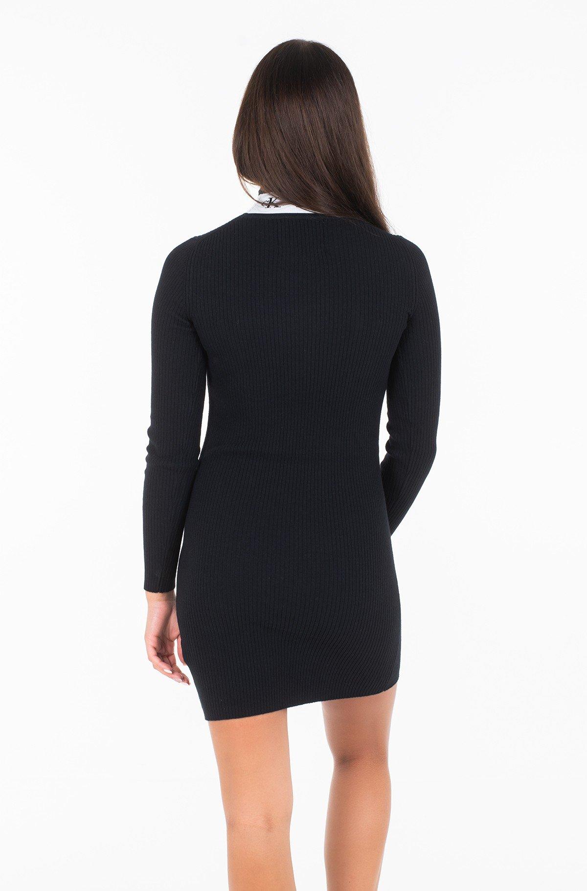 Knitted dress MONOGRAM TAPE SWEATER DRESS J20J212154-full-2