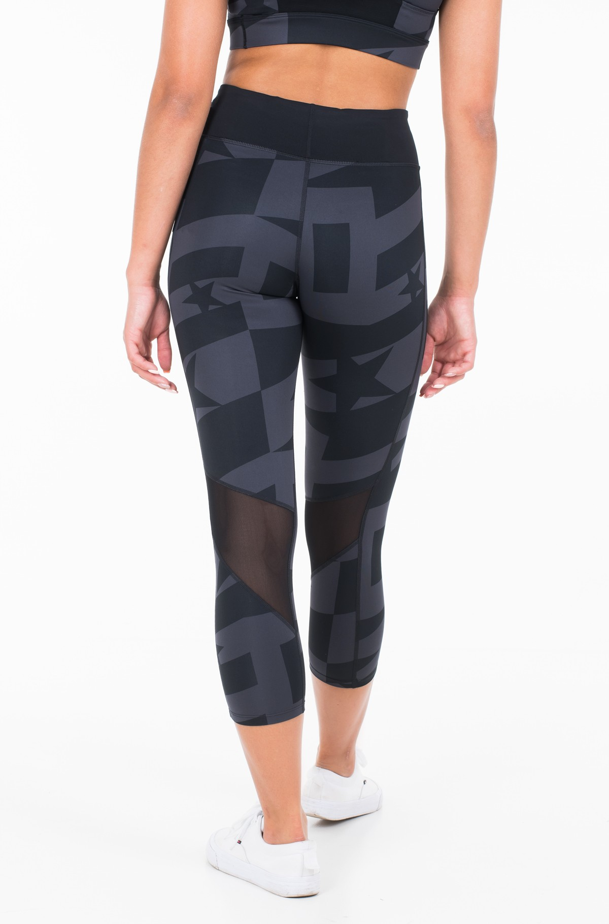 Sportinės kelnės CROP LENGTH PRINT TIGHT	-full-2