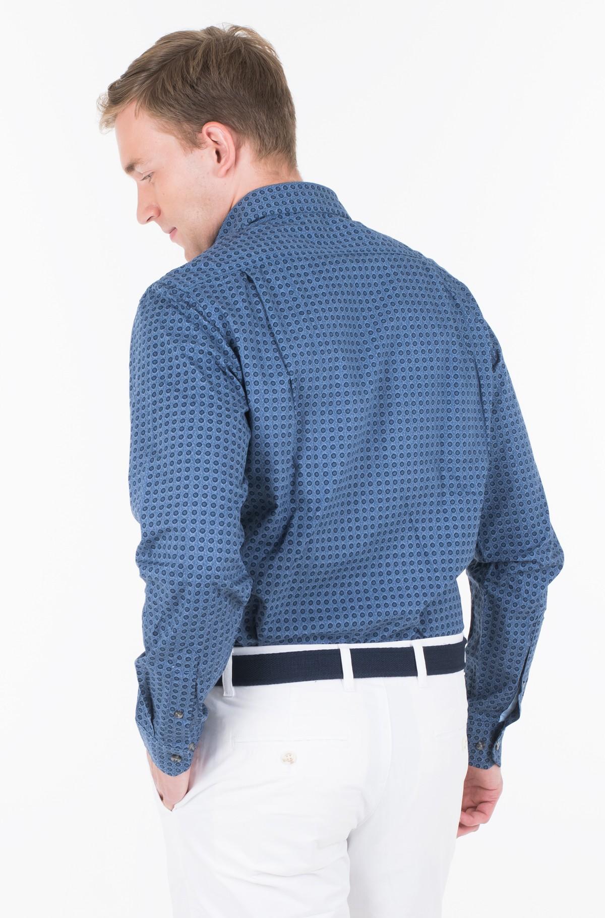 Marškiniai FLORAL PRINT SPREAD COLLAR SHIRT-full-2