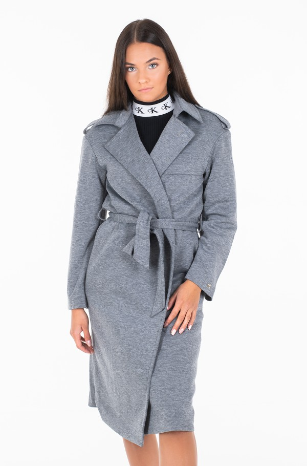 ROSHA WRAP TRENCH