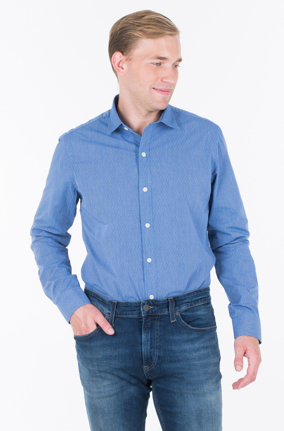 Marškiniai DOBBY DIAMOND BD SHIRT-full-1