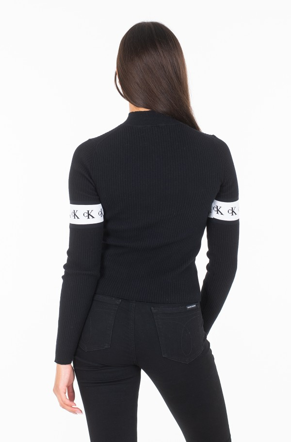 MONOGRAM TAPE SWEATER J20J212149-hover