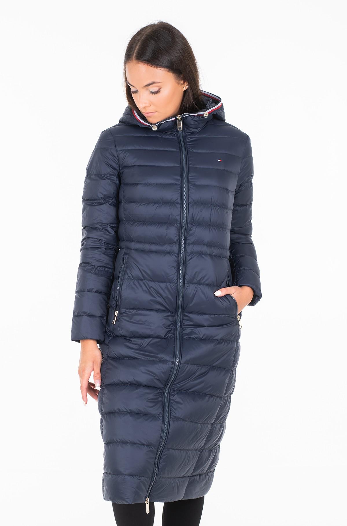 Coat TH ESSENTIAL LW DOWN MAXI COAT-full-1