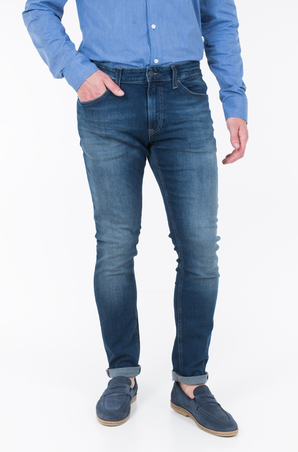 Jeans SLIM TAPERED STEVE FRDK	-full-1