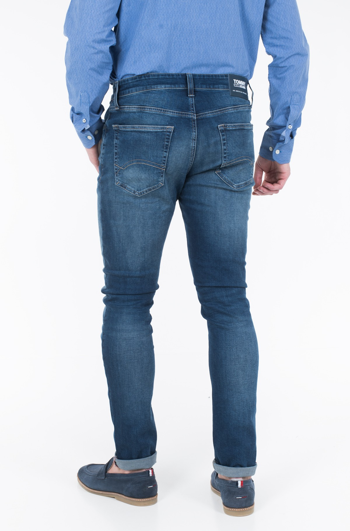 Jeans SLIM TAPERED STEVE FRDK	-full-2