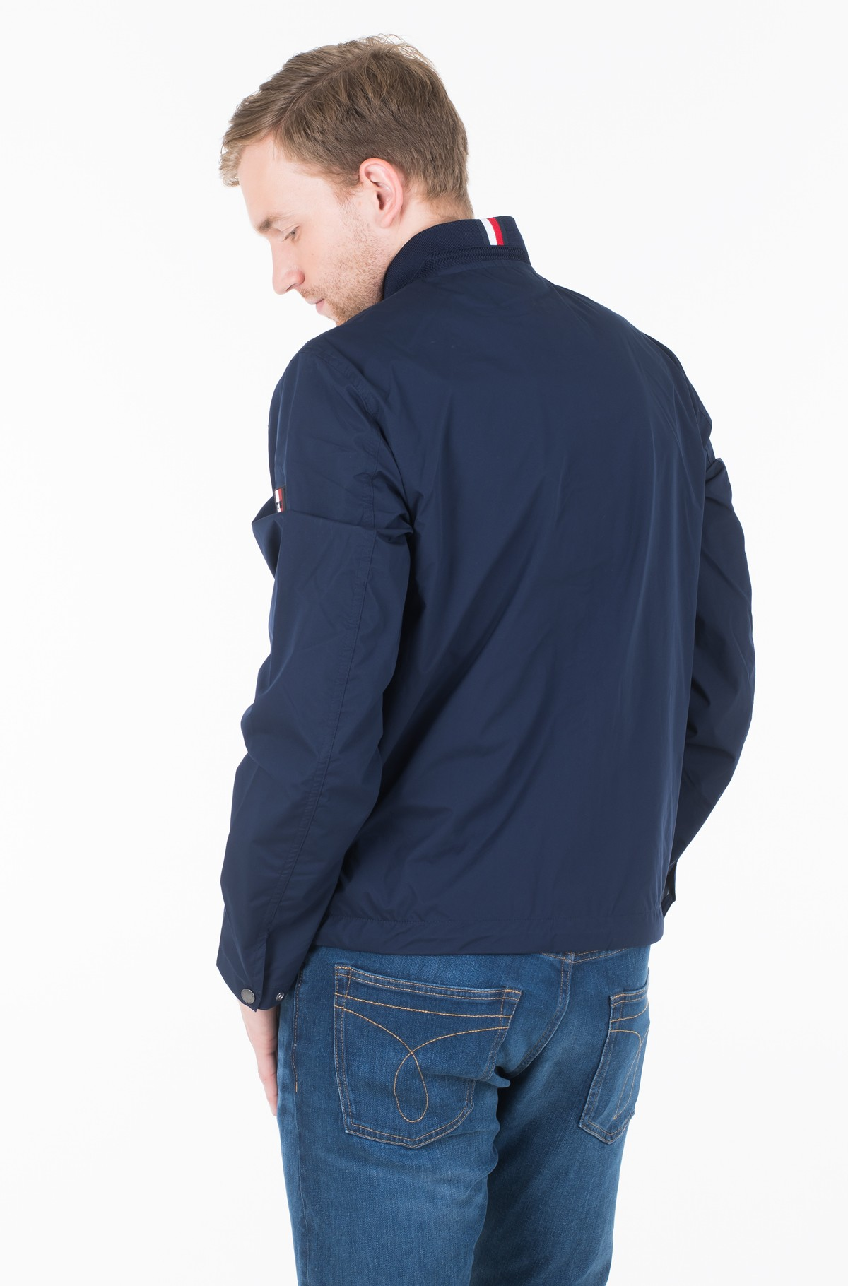 Jacket STRETCH FIELD BOMBER-full-2