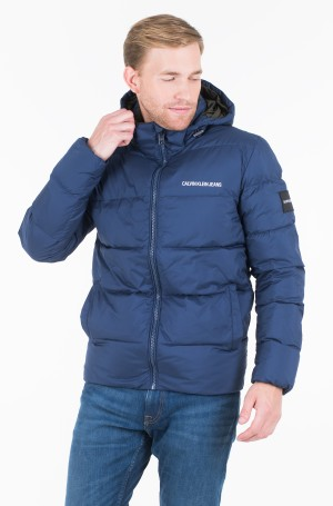 Jacket HOODED DOWN PUFFER JACKET	-1