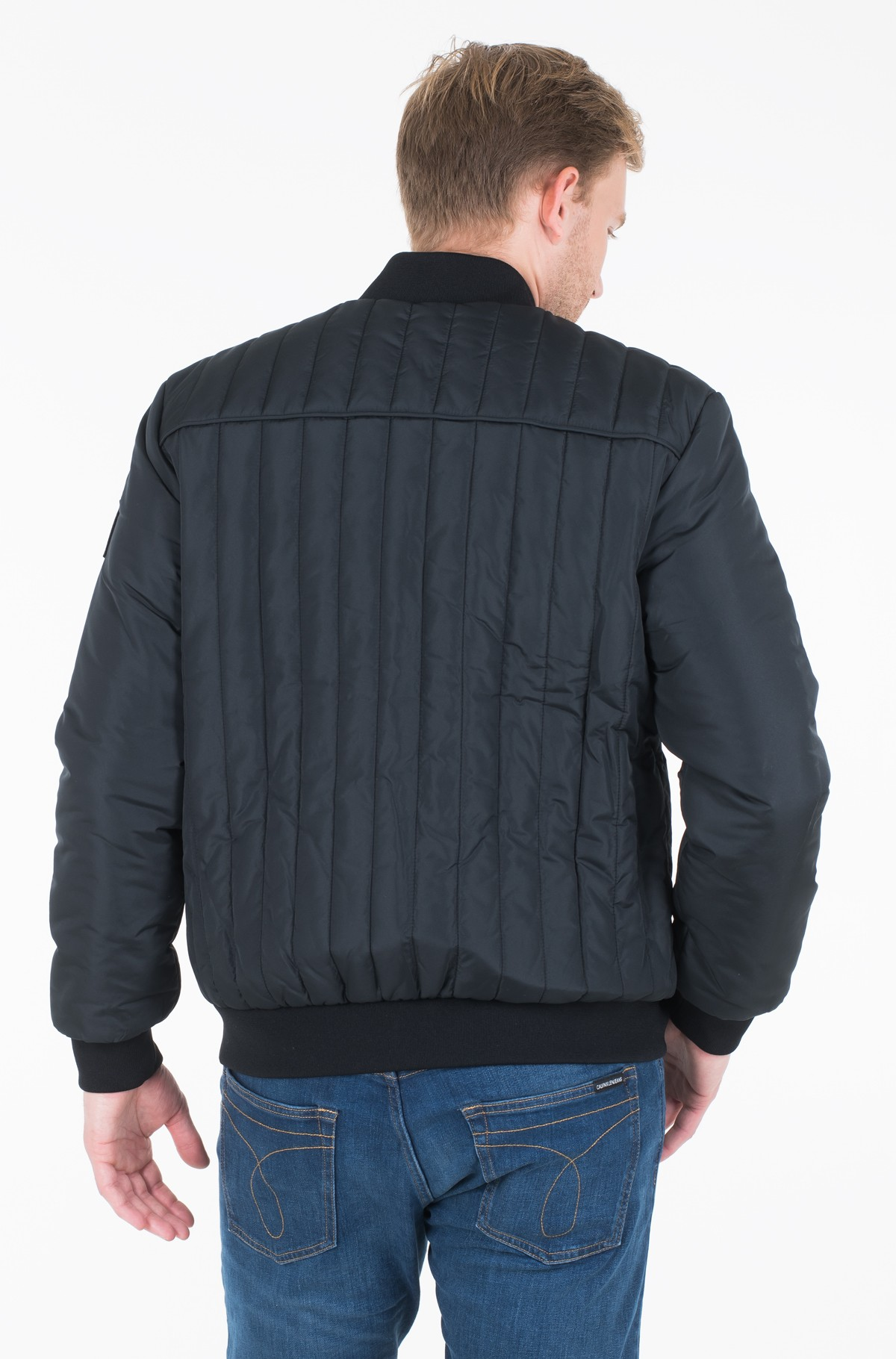 Jacket WESTERN PADDED BOMBER-full-2