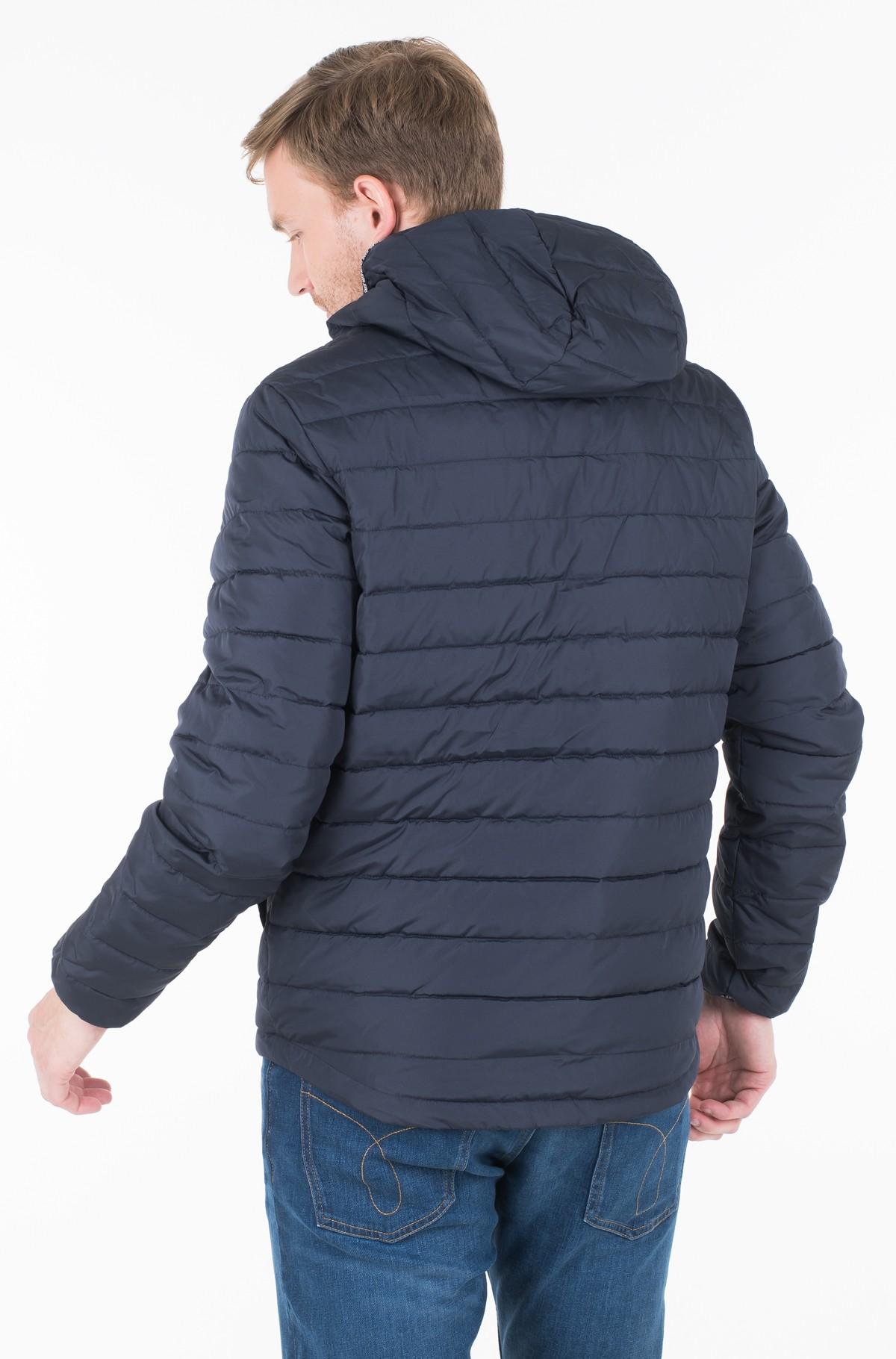 Striukė PADDED HOODED JACKET	-full-2
