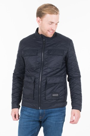 Jope QUILTED FIELD JACKET	-1