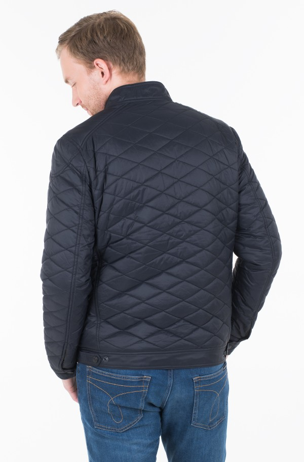 QUILTED FIELD JACKET-hover