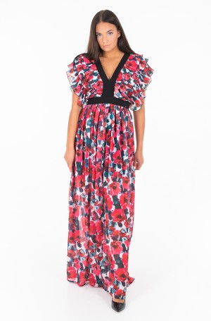 Maxi dress W9BK18 WCVP0-1