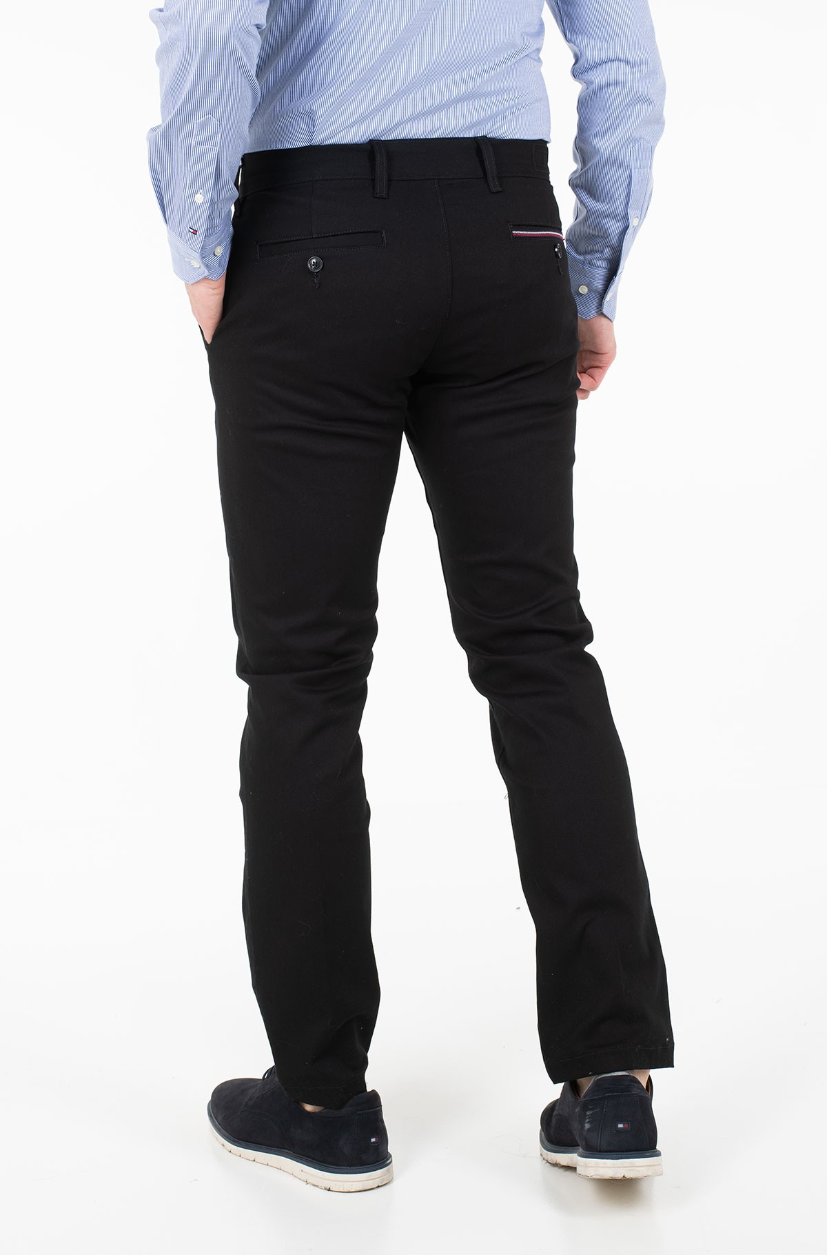 Teksapüksid RELAXED FIT CHINO STR CLEAN-full-2