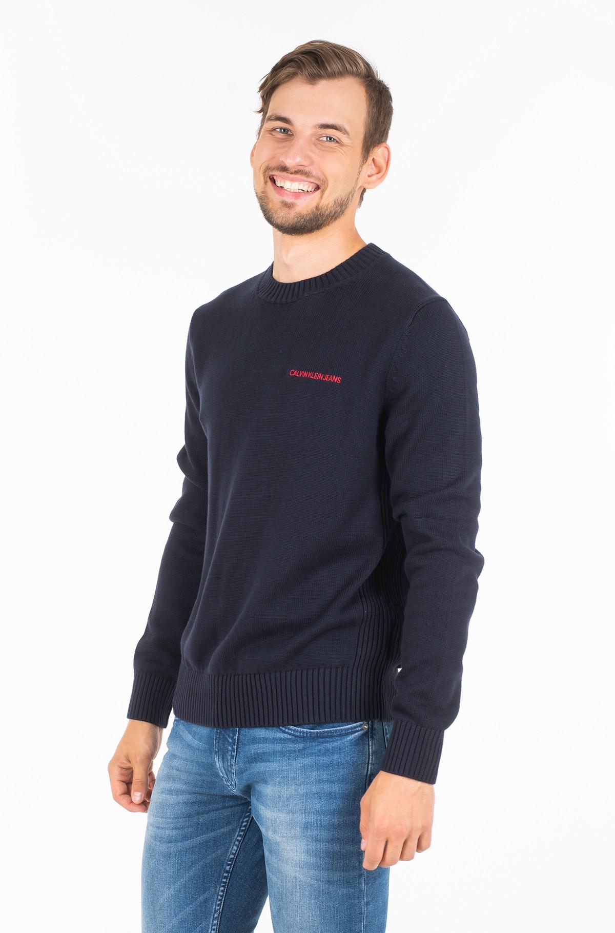 Megztinis INSTIT LOGO CN SWEATER-full-1