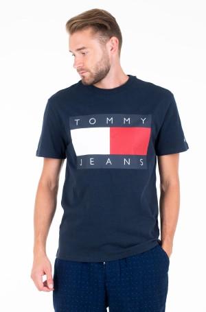 Marškinėliai TJM TOMMY FLAG TEE-1