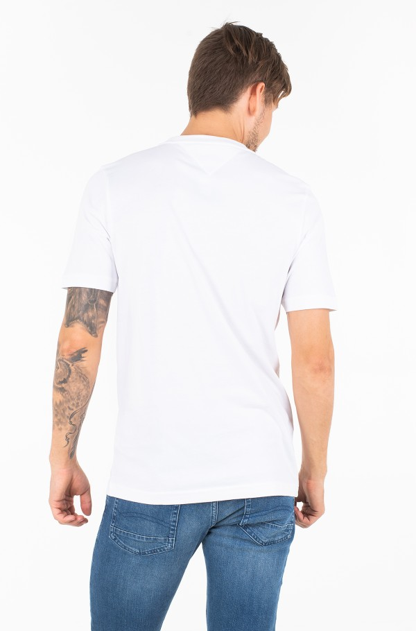 MIXED CREST RELAXED FIT TEE-hover