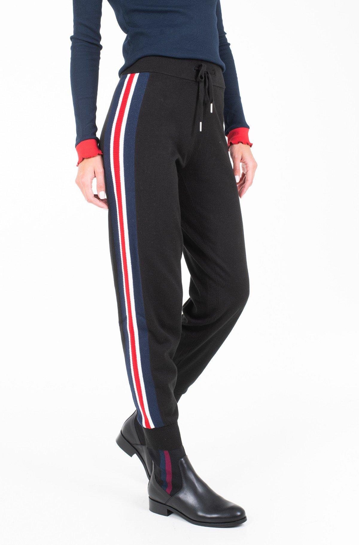 Knit trousers MAISY SWTR PANT-full-1
