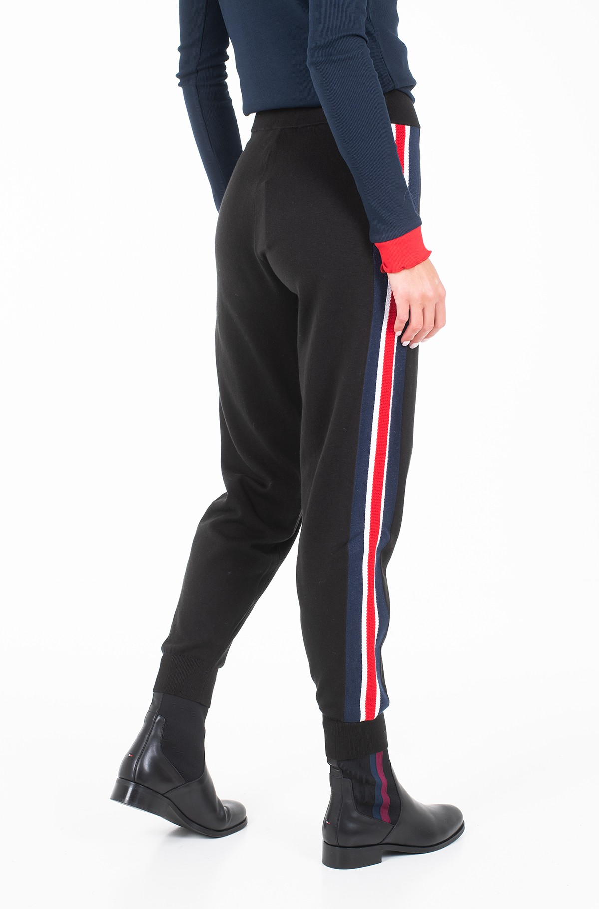 Knit trousers MAISY SWTR PANT-full-2