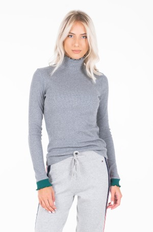 Pullover KYLIE MOCK NK LS-1