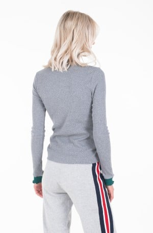 Pullover KYLIE MOCK NK LS-2