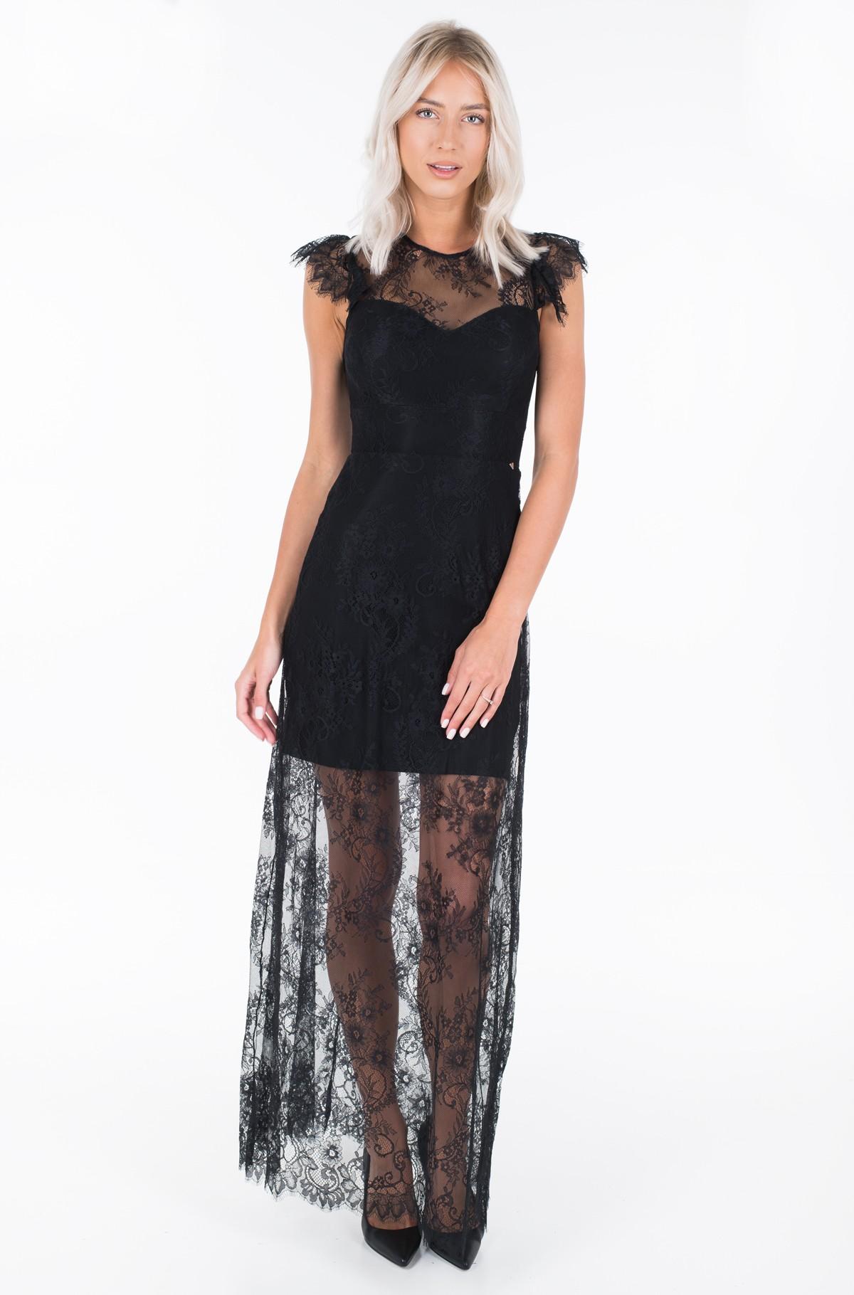 Maxi dress W9BK06 WCV50-full-1