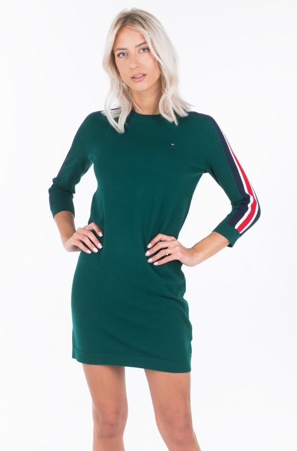 HILLORY C-NK DRESS