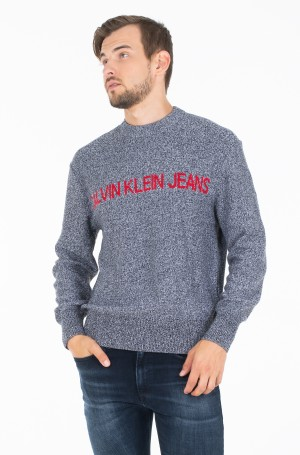 Sweater INSTITUTIONAL MOCK NECK SWEATER-1