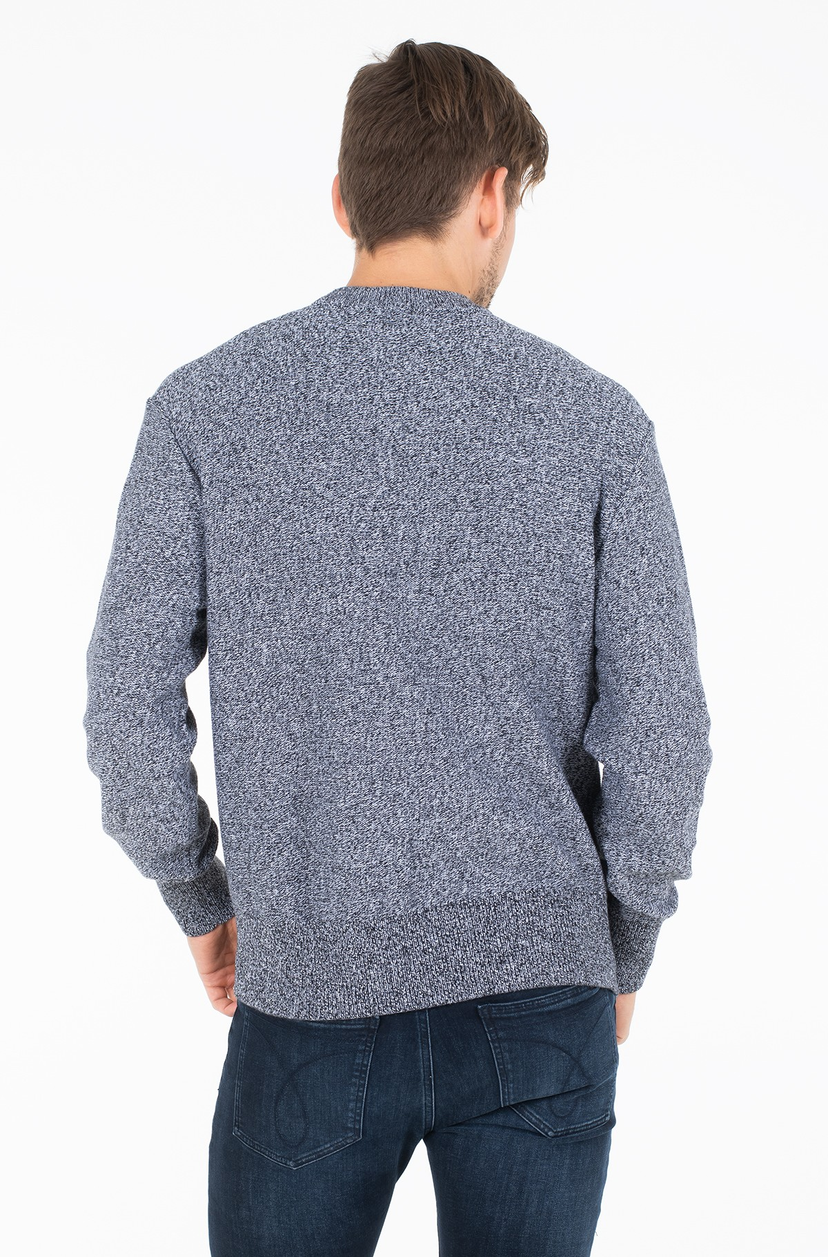 Sweater INSTITUTIONAL MOCK NECK SWEATER-full-2