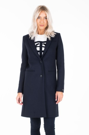 Paltas BELLE WOOL BLEND CLASSIC COAT-1