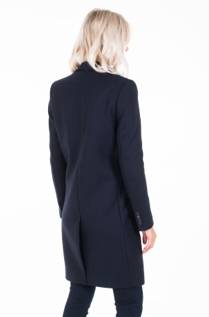 Paltas BELLE WOOL BLEND CLASSIC COAT-2