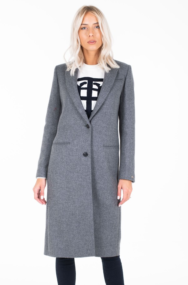 TH ESSENTIAL CLASSIC LONG COAT