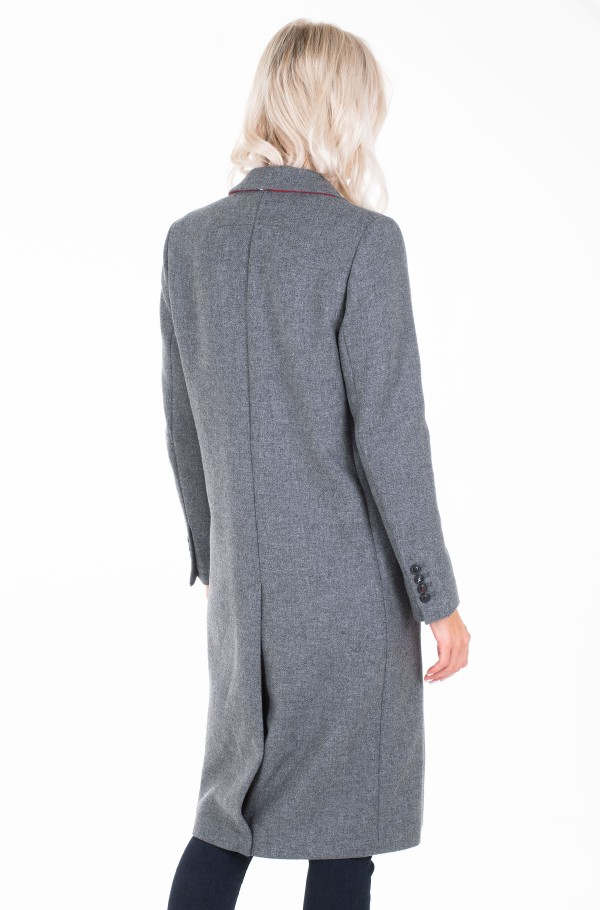 TH ESSENTIAL CLASSIC LONG COAT-hover