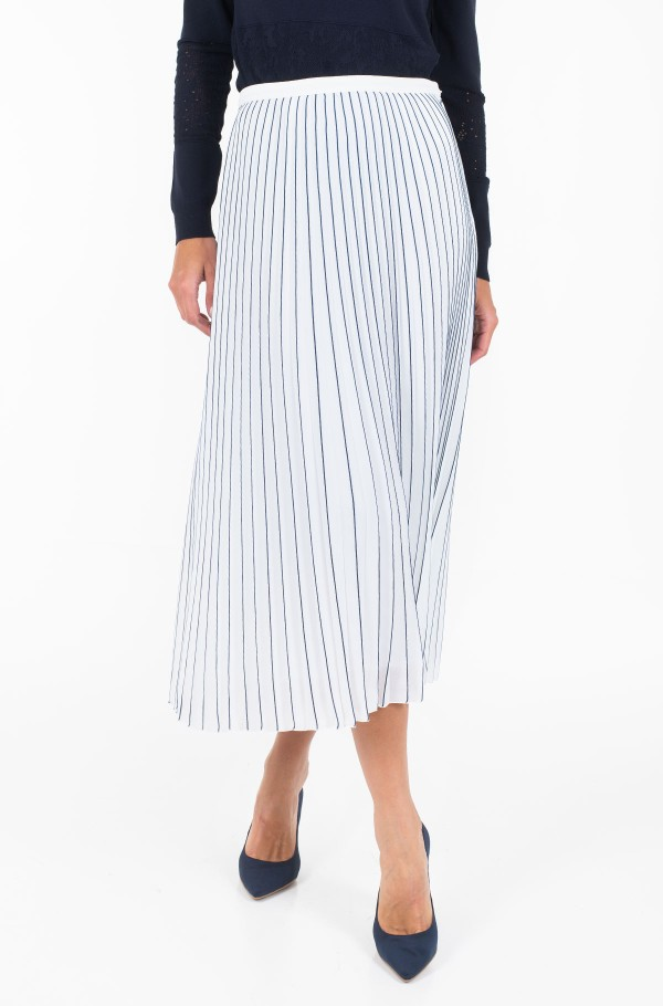 TH ESSENTIAL MIDI SKIRT
