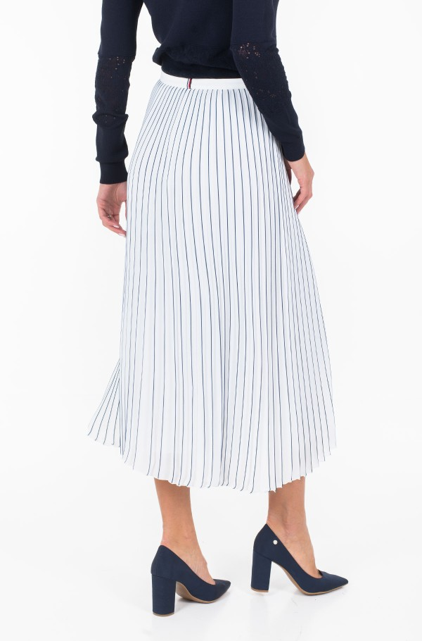TH ESSENTIAL MIDI SKIRT-hover