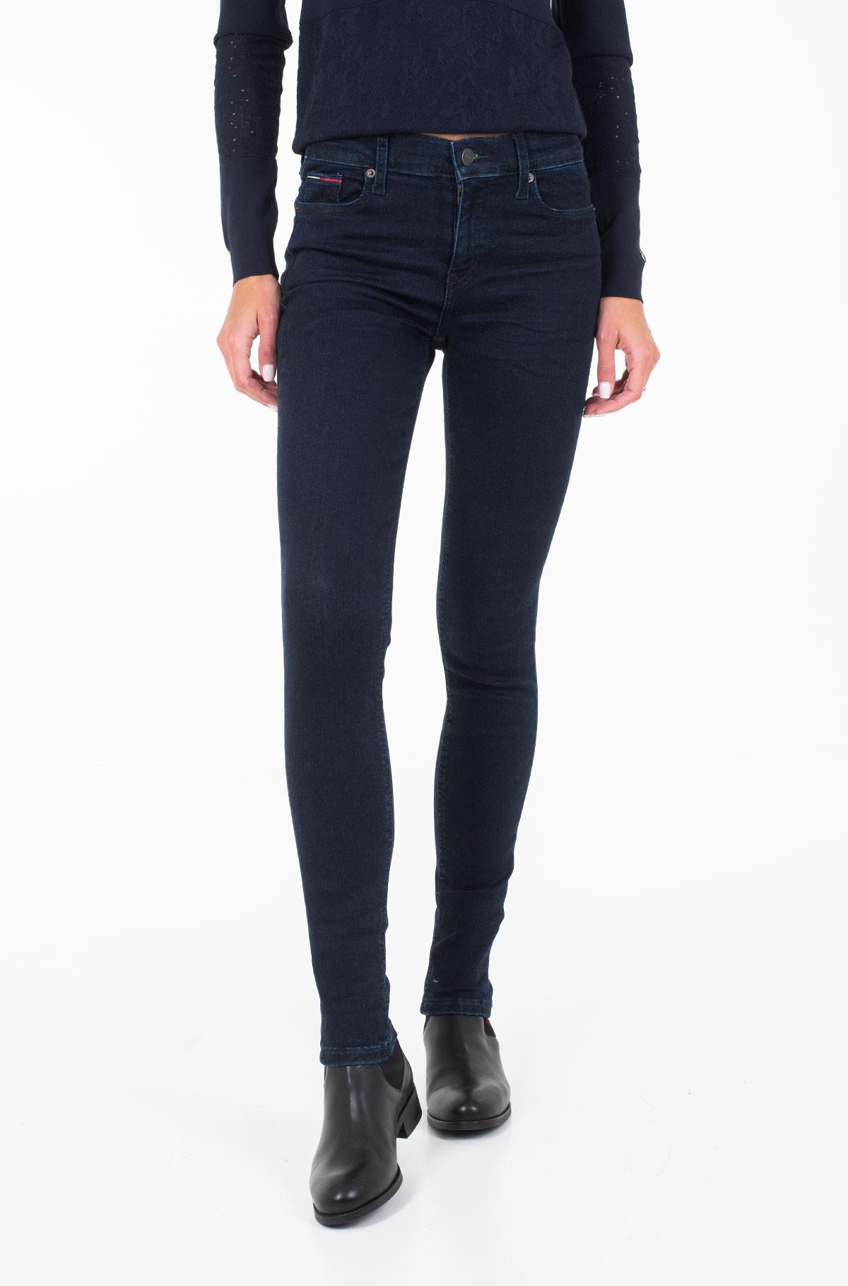 Jeans MID RISE SKINNY NORA PLDK-full-1