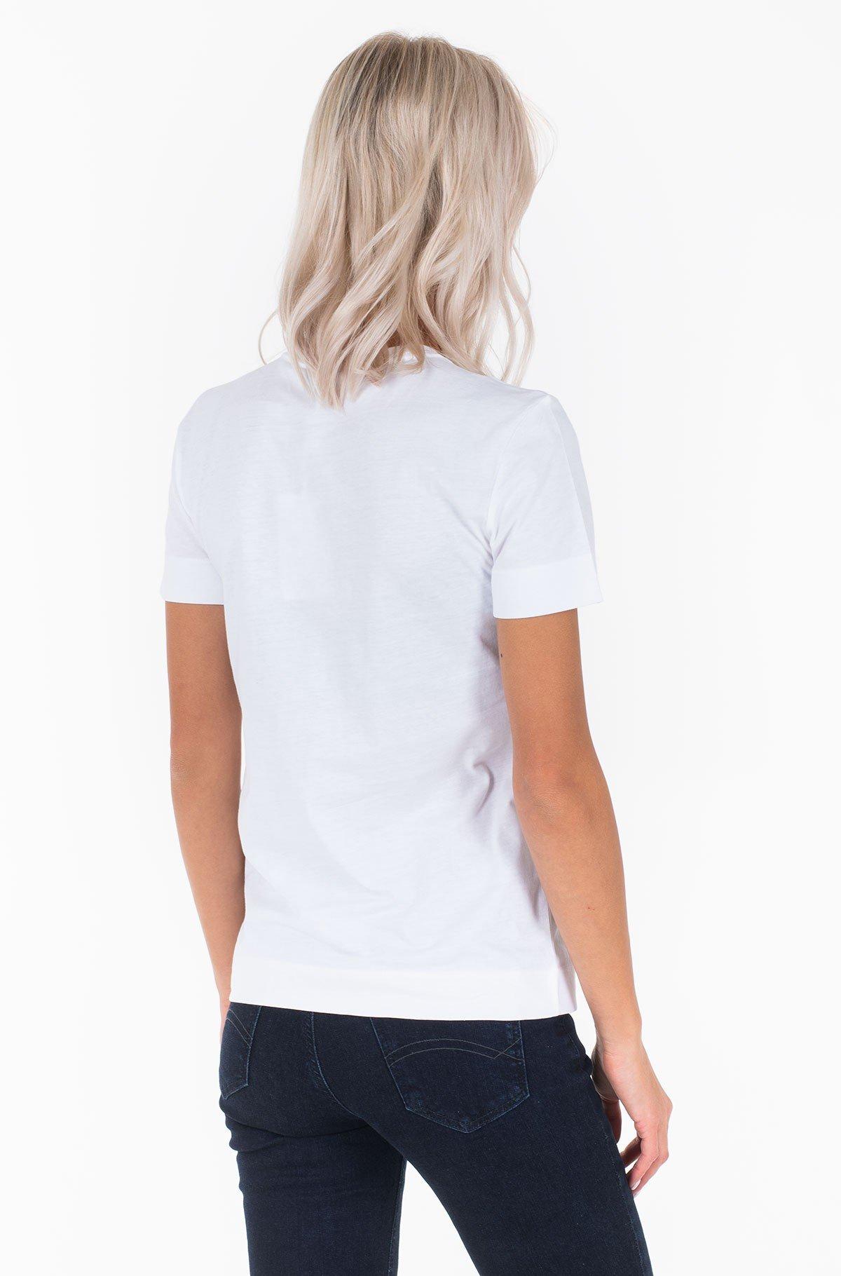 Marškinėliai KACY C-NK TEE SS-full-2