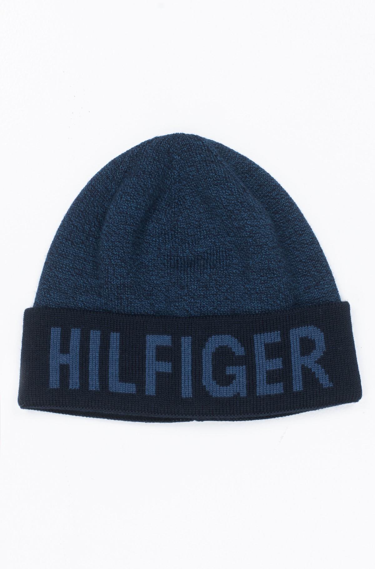 Kepurė HILFIGER SELVEDGE BEANIE-full-1