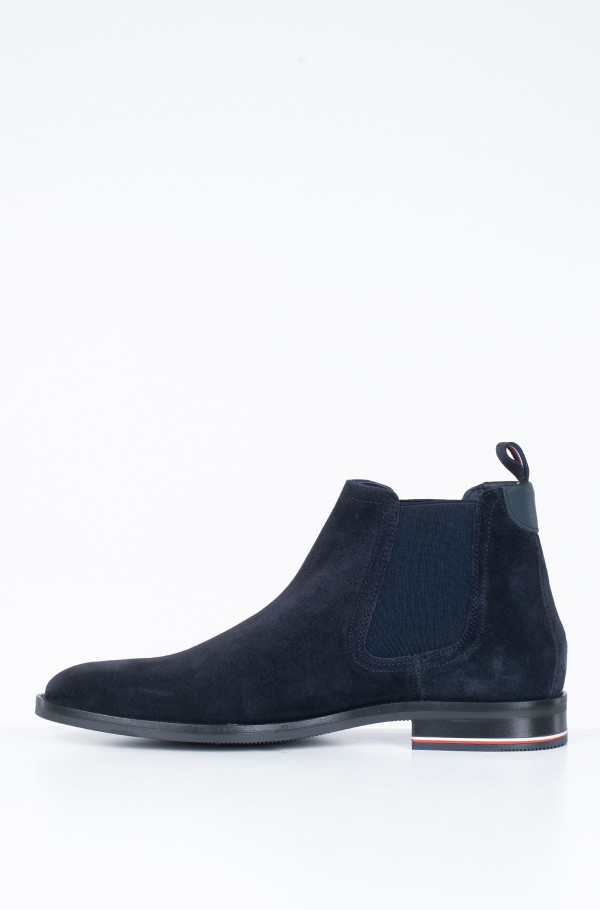 SIGNATURE HILFIGER SUEDE CHELSEA-hover