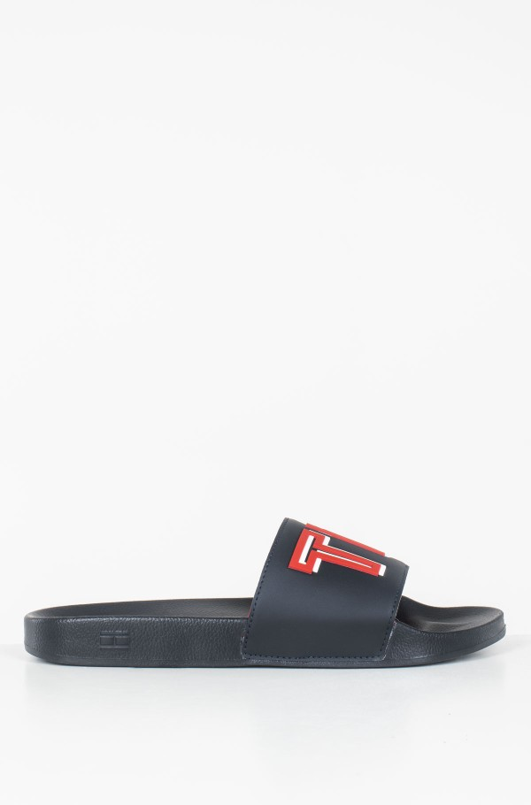COLORFUL TOMMY POOL SLIDE