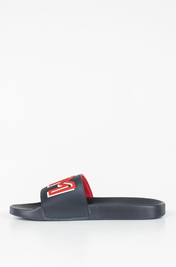 COLORFUL TOMMY POOL SLIDE-hover