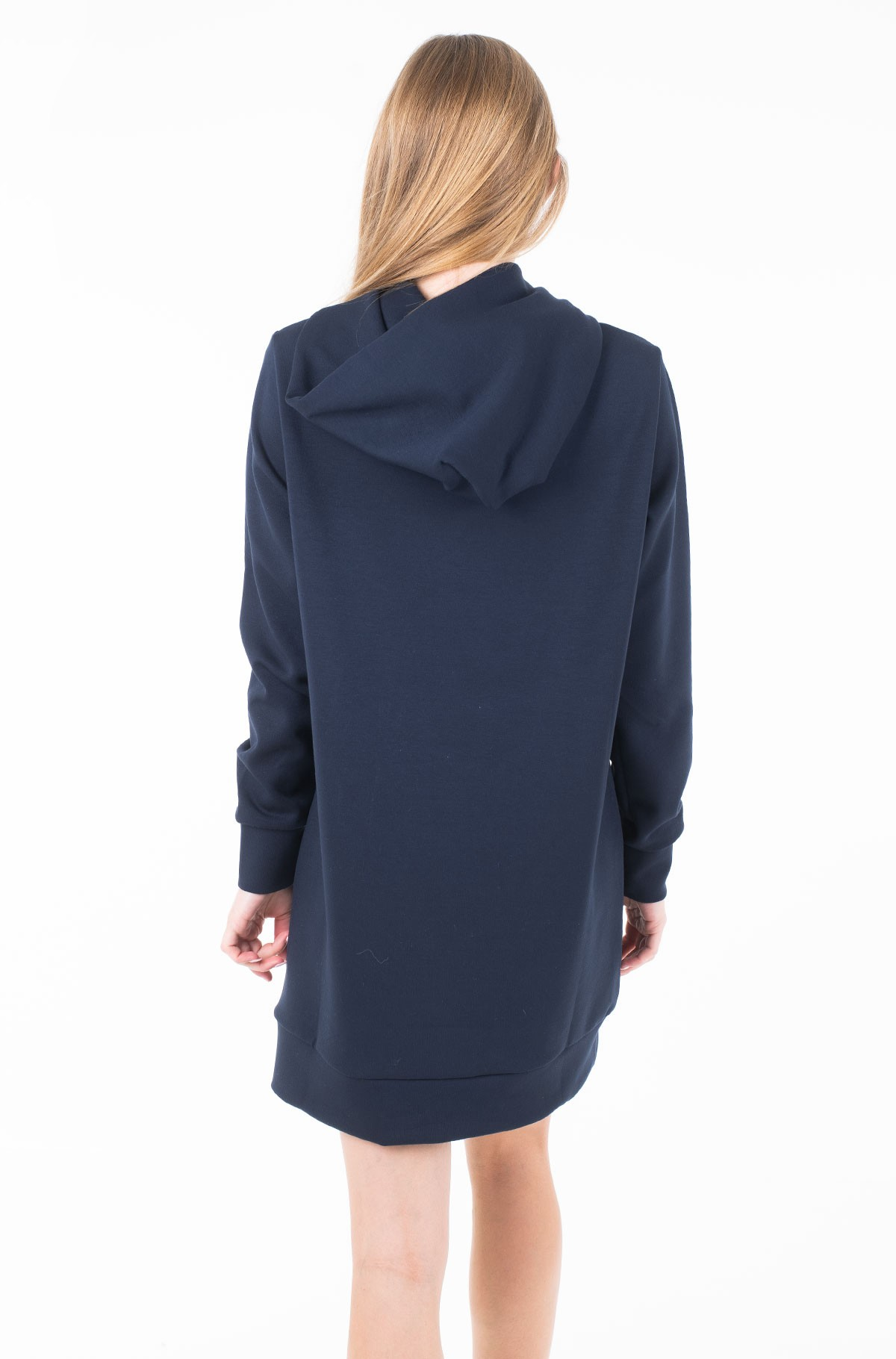 Dress DIONE HOODED DRESS LS-full-2