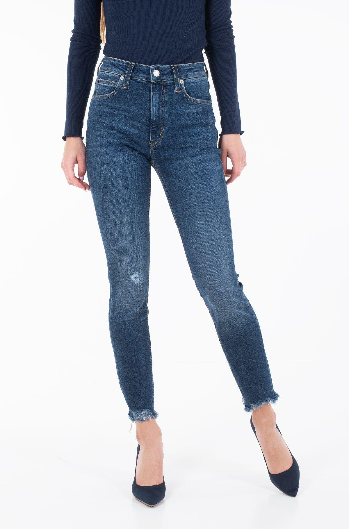 Jeans CKJ 010 HIGH RISE SKINNY ANKLE J20J211895-full-1
