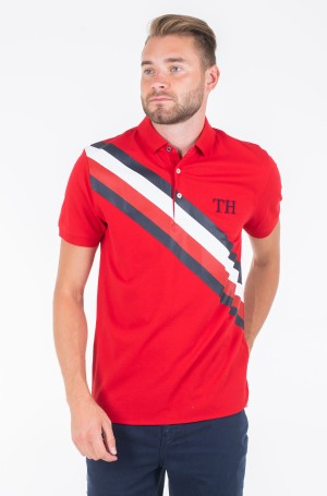 Polo ICON STRIPE REGULAR POLO-1