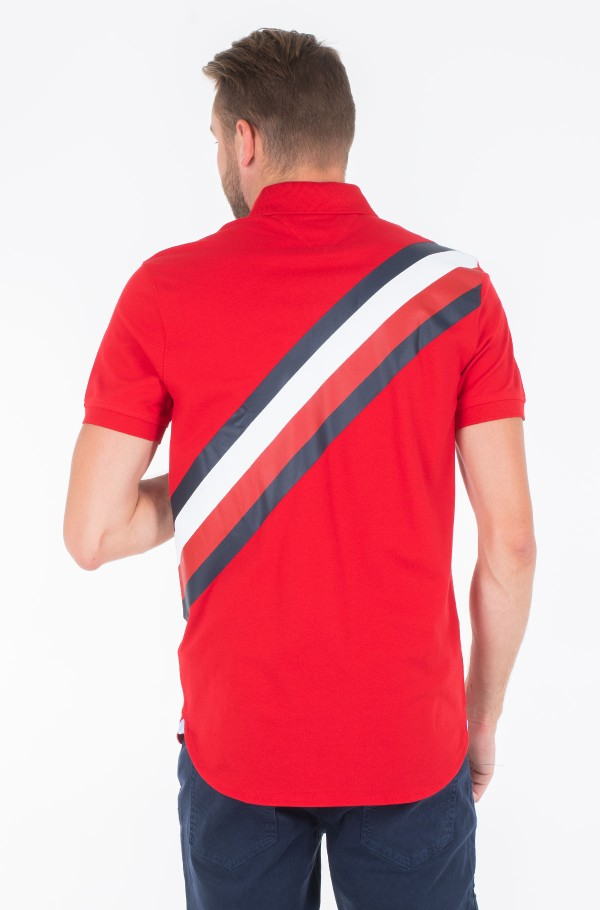 ICON STRIPE REGULAR POLO-hover
