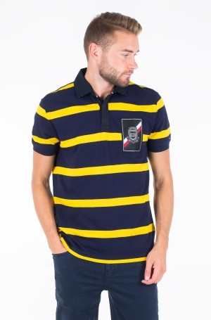 Polo RUGBY STRIPED REGULAR POLO-1