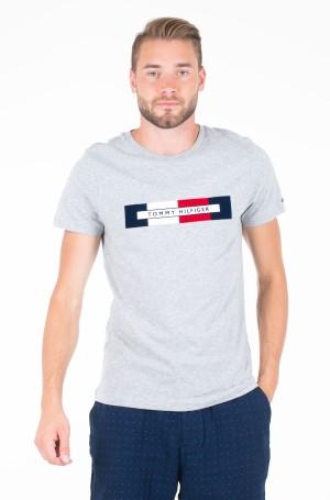 Marškinėliai BOX RWB LOGO TEE-1