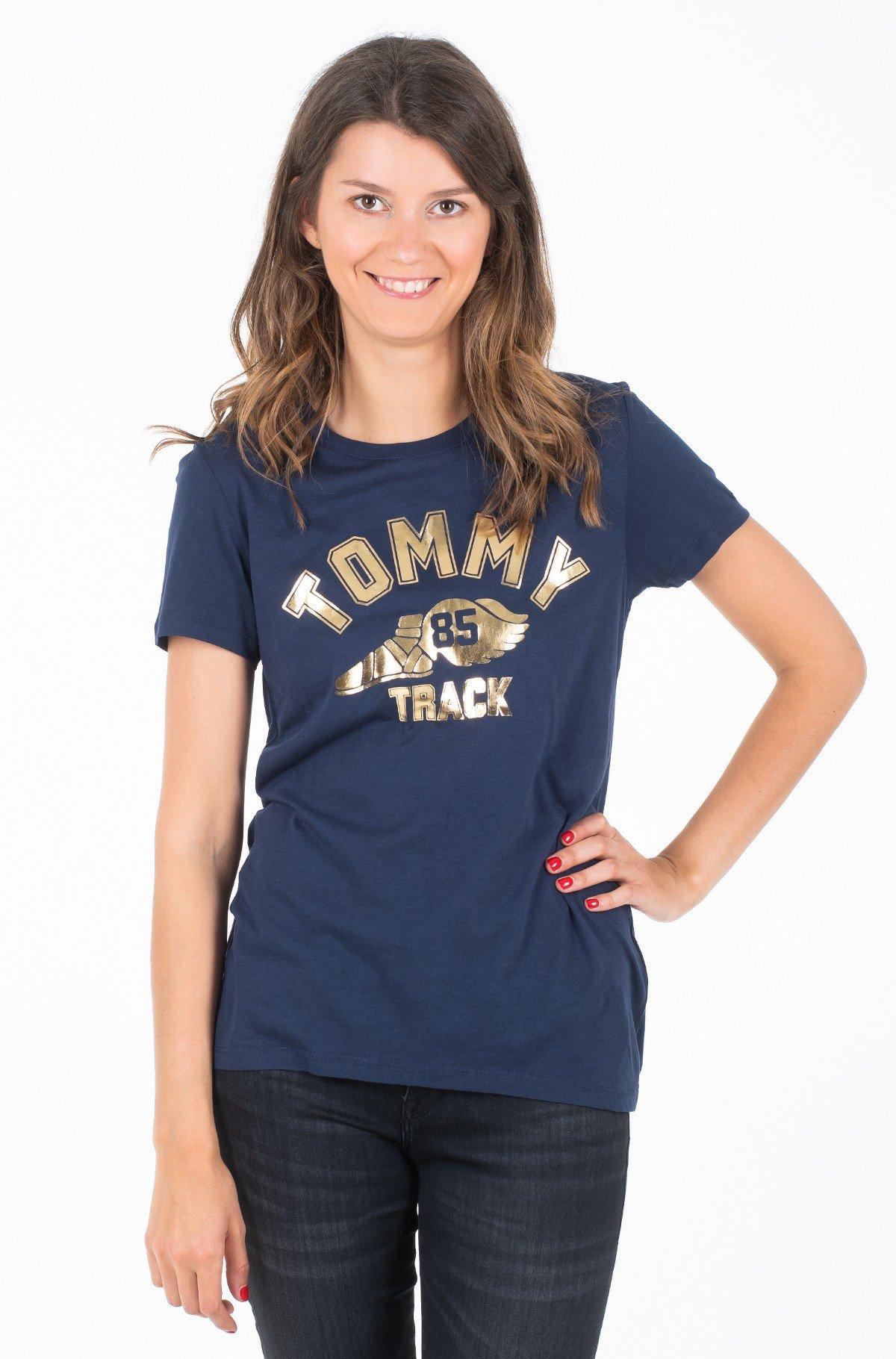 Marškinėliai TJW TOMMY TRACK TEE-full-1