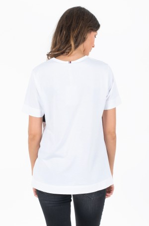 Marškinėliai LULA C-NK TEE SS-2