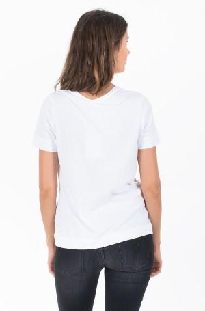 Marškinėliai KELSEY C-NK TEE SS-2