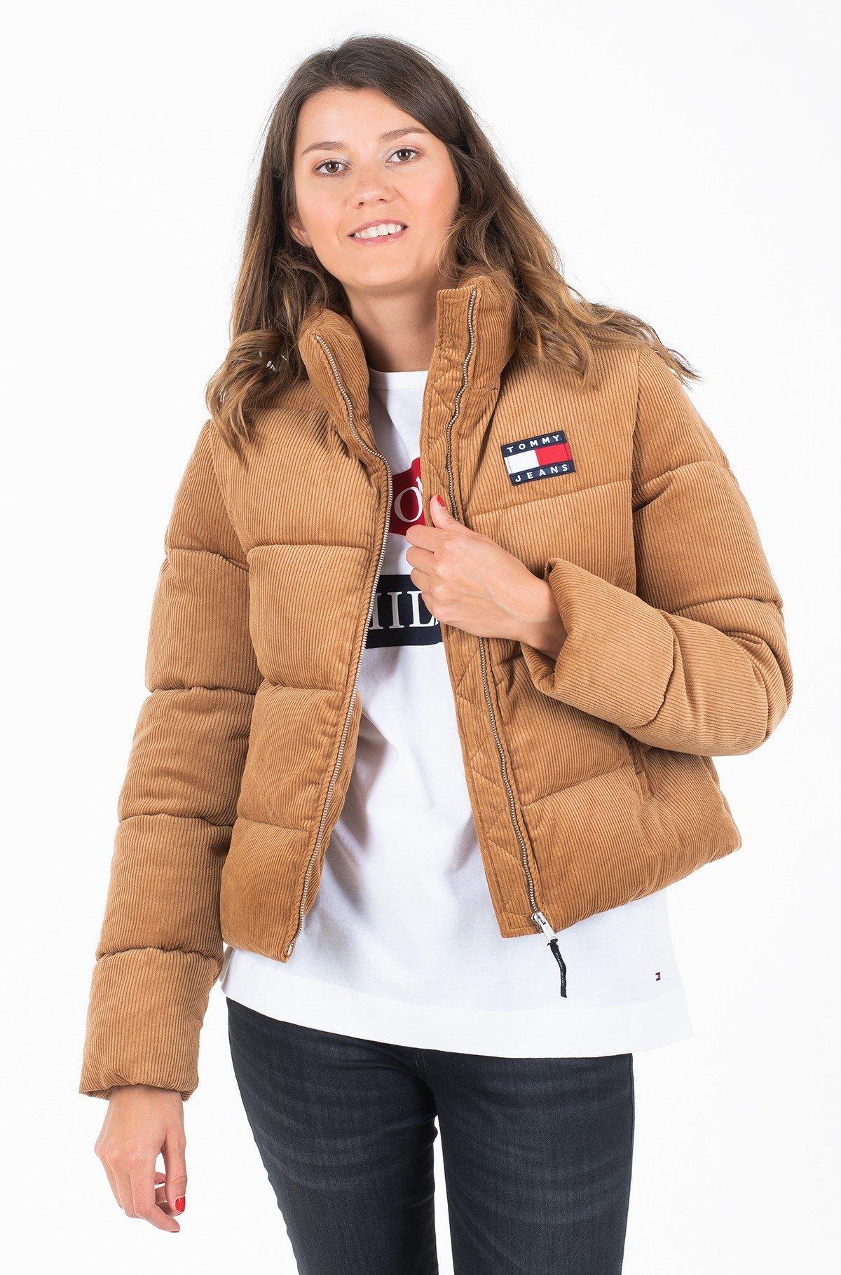 Jacket TJW CORD PUFFA JACKET-full-1